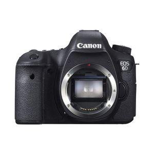 APPAREIL PHOTO RÉFLEX Canon - EOS-6D - Appareil Photo Numérique - 20,2 M