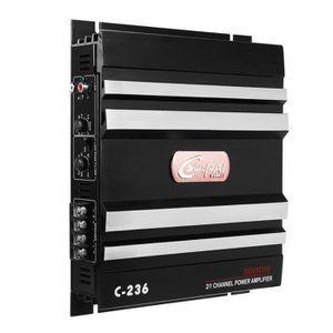 Résistance 3800 Watt Voiture Amplificateur Caisson 2 Canaux 1