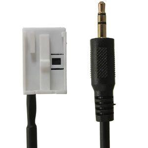 ADAPTATEUR AUDIO-VIDÉO  2 x Adaptateur AUX IN Audio 3.5mm USB Câble Pour V