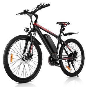 VÉLO ASSISTANCE ÉLEC Vélos électriques montagne 22-30 km/h 8AH/36V 250W