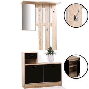 meuble d 39 entr e achat vente meuble d 39 entr e pas cher. Black Bedroom Furniture Sets. Home Design Ideas