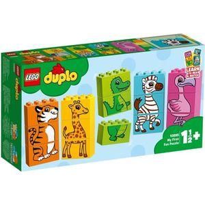 ASSEMBLAGE CONSTRUCTION LEGO® DUPLO® 10885 Mon Premier Puzzle Amusant