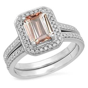 ALLIANCE - SOLITAIRE Bague Femme - Alliance 3.20 ct  10 ct 471-1000 Or