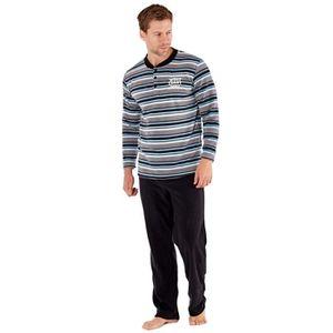 PYJAMA Ensemble de pyjamas pour hommes en laine polaire t