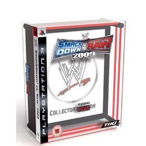 JEU PS3 WWE Smackdown vs. Raw 2009 - Collectors Edition (P