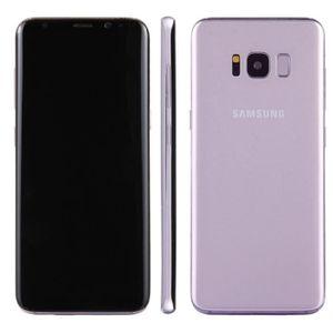 TÉLÉPHONE FACTICE Téléphone Factice Samsung Galaxy noir écran non-tr