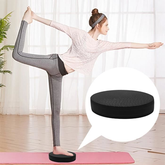 Balance Mat Yoga Stability Training Fitness Exercise Stable Exercise Cushion miettelove 5891 yyllyy