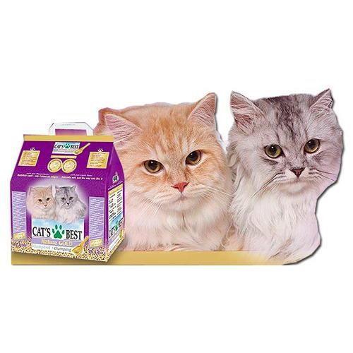 Litière pour chat Cat's Best Natural Gold