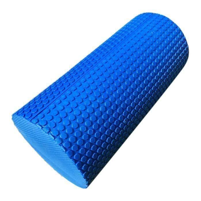 30 cm Yoga Pilates massage fitness gym point de déclenchement de la mousse rouleau d'exercice bu b03298