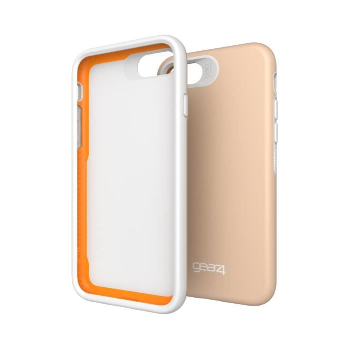 GEAR4 D3O Trafalgar Coque - iPhone 7 - Or
