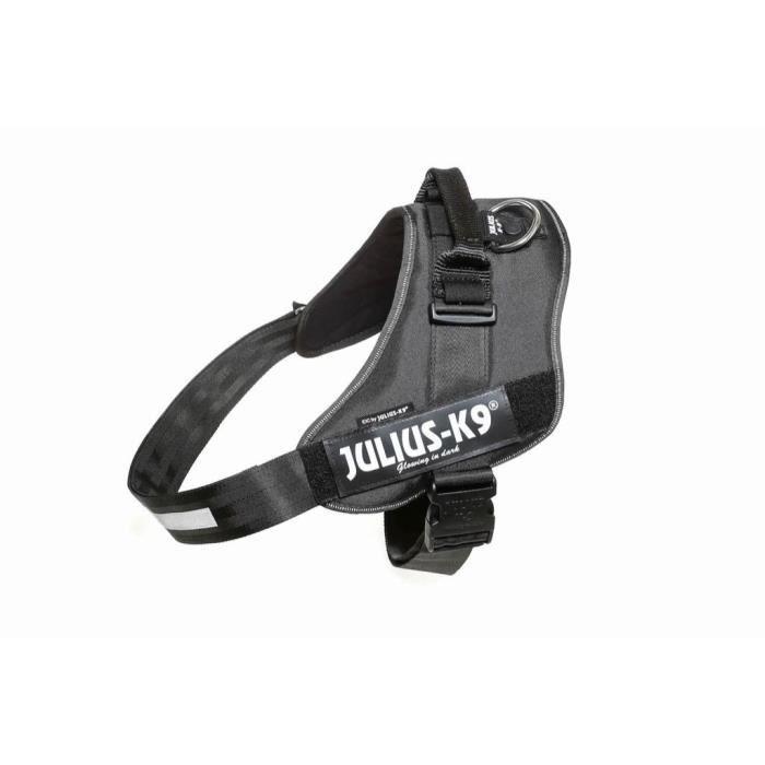Harnais IDC-POWER Taille 4- XXXL: 96-138 cm - Noir