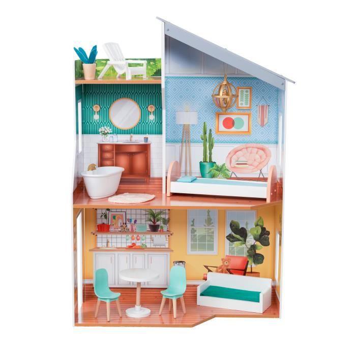 KIDKRAFT - Maison de poupée Emily