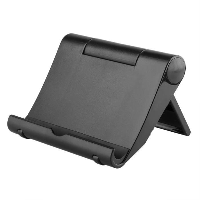 TRIXES Support Universel Réglable pour iPhones iPads Smartphones Tablettes Android Windows