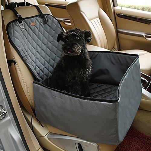 Waterproof Pet Bucket Seat Cover Booster Seats Nonslip Dog Cat Safety Front Ddk3g
