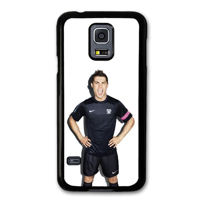 Cristiano ronaldo nike real madrid cf football player coque pour samsung galaxy s5 mini housse - Housse de couette cristiano ronaldo ...