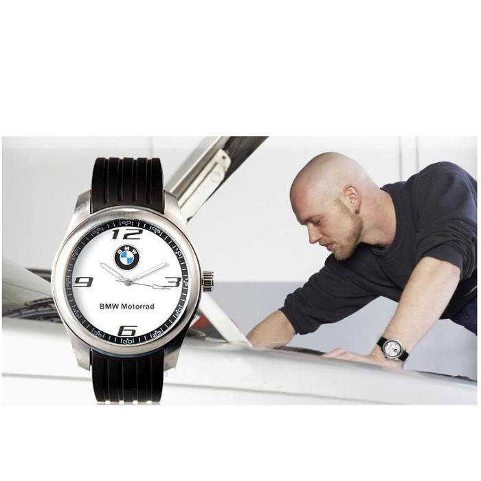 bmw white dial homme montres achat vente montre bmw white dial homme montre cdiscount. Black Bedroom Furniture Sets. Home Design Ideas