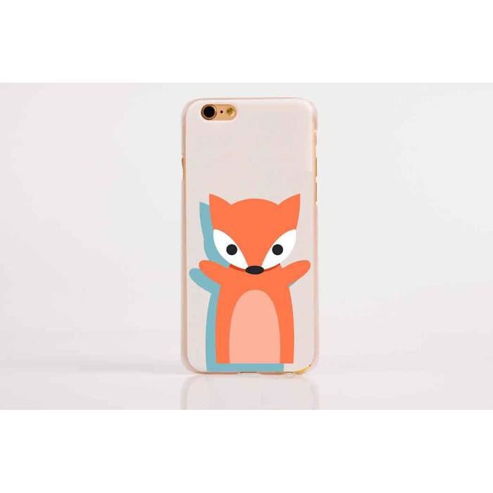 coque iphone 6 plus renard