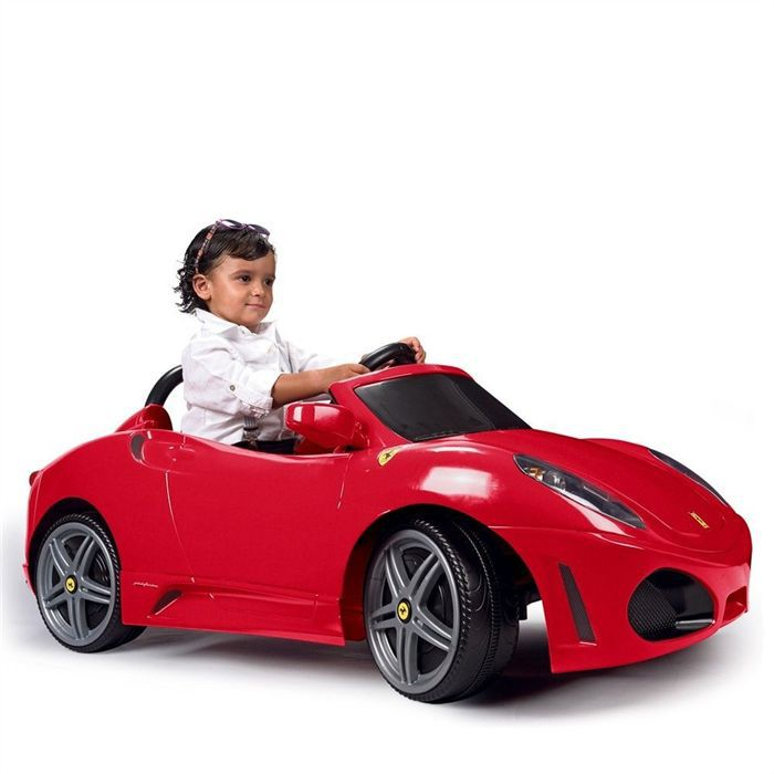 voiture ferrari f430 6v feber achat vente voiture enfant cdiscount. Black Bedroom Furniture Sets. Home Design Ideas