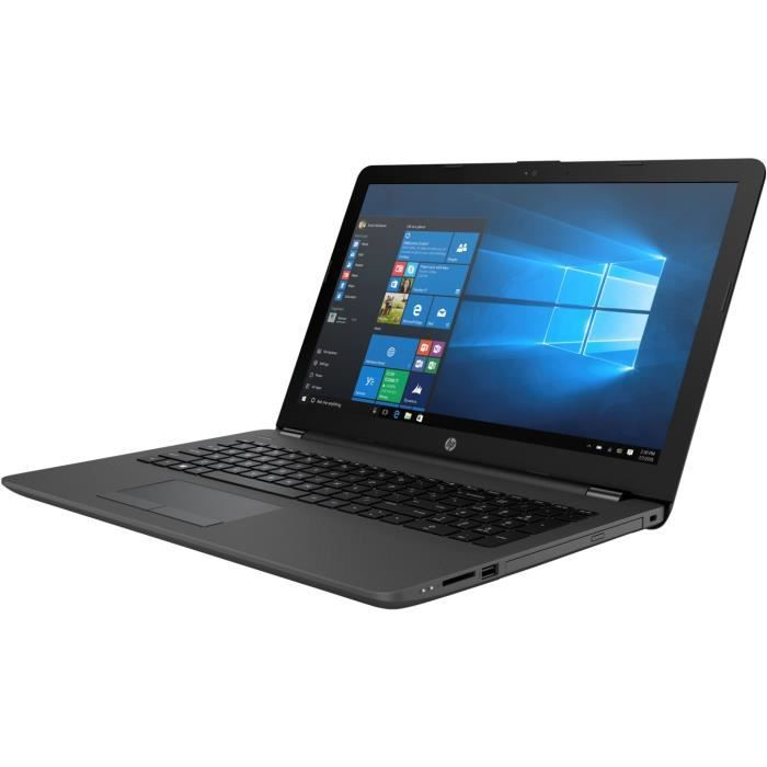 "ORDINATEUR PORTABLE Portable hp 250 g6 i3-6006u 15.6 ""8gb - ssd128gb -"