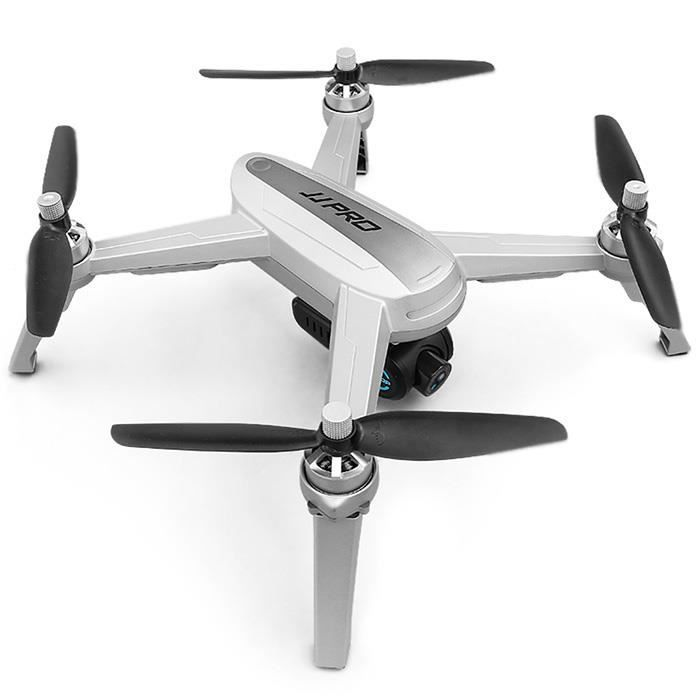 JJR//C JJPRO X5 GPS Epik RC Drone Brushless 5 g WiFi FPV 1080P Caméra HD noir