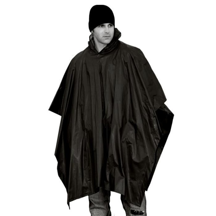 poncho pvc vinyl protection pluie de secours achat vente imperm able trench poncho pvc. Black Bedroom Furniture Sets. Home Design Ideas