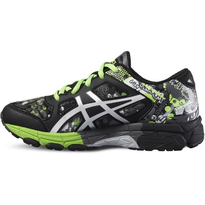 closer at differently release date Asics Gel-Noosa Tri 11 Gs C603N-9793 Enfant Baskets Multicolore ...