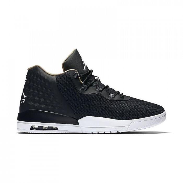 Chaussure Jordan Academy Noir pour homme Noir Achat