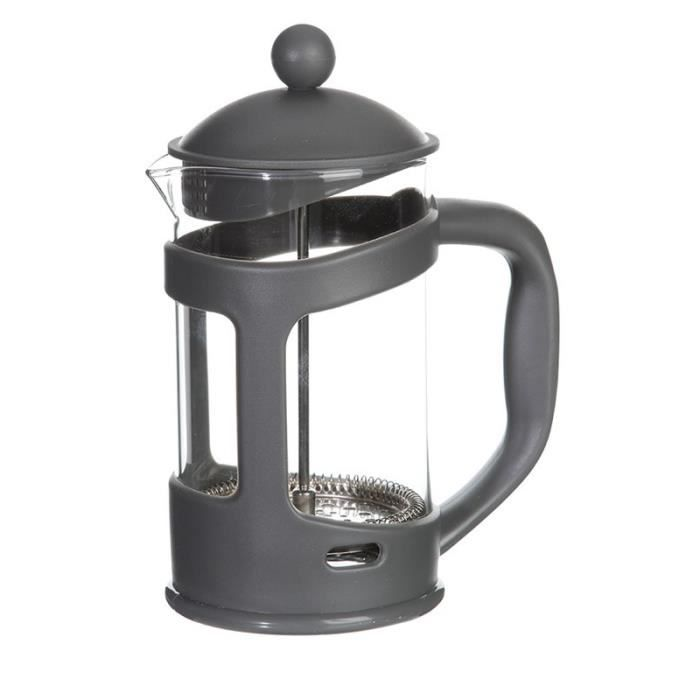 Paris prix cafeti re piston 800ml gris achat vente - Cafetiere a piston avis ...