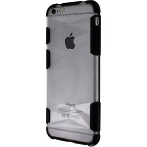 The Kase Coque Antichoc en Gel de Silicone Doux pour Apple iPhone 11 Pro Max Noir Satin Paris