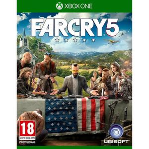 JEU XBOX ONE Far Cry 5 Jeu Xbox One