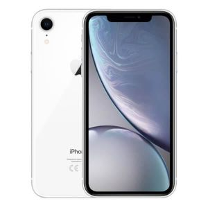 SMARTPHONE APPLE iPhone Xr - 128 Go - Blanc