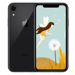 SMARTPHONE APPLE iPhone Xr 128 Go Noir Neuf - 6,1 pouces - Ca