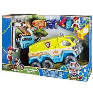 FIGURINE - PERSONNAGE Jungle Rescue - Camion Tout-terrain - Figurines &