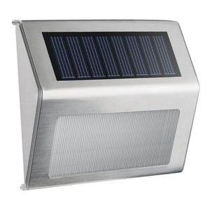 LAMPE DE JARDIN  2 Pack Lampe Solaire Exterieure-Eclairage solaires