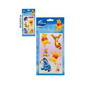 STICKERS Stickers 3D Winnie