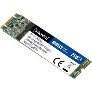 DISQUE DUR SSD Disque dur INTENSO 3832440 256 GB SSD 2.5