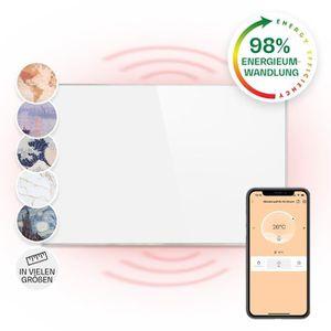 RADIATEUR D'APPOINT Klarstein Wonderwall 960 Smart Radiateur électriqu