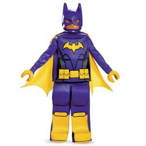 DÉGUISEMENT - PANOPLIE Déguisement prestige Batgirl LEGO Movie 4/6 ans