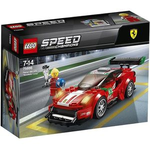 ASSEMBLAGE CONSTRUCTION LEGO® Speed Champions 75886