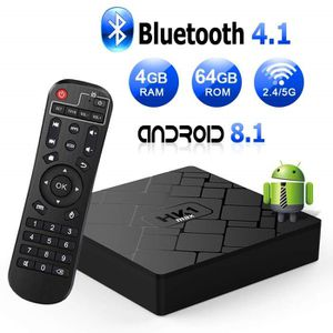 BOX MULTIMEDIA Letouch HK1 MAX RK3328 Android 8.1 Smart TV Box [4