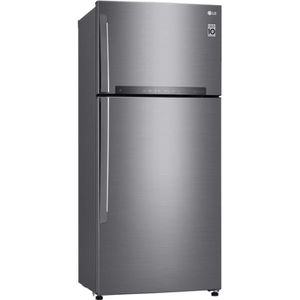 RÉFRIGÉRATEUR CLASSIQUE Réfrigérateur 2 portes LG GTD7850PS • Réfrigérateu