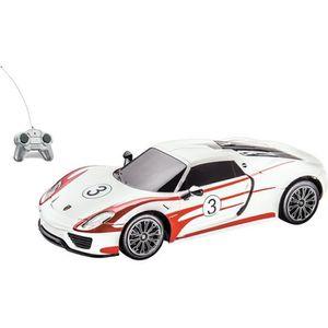 VOITURE - CAMION Mondo Motors Voiture télécommandée 1:24 Porsche 91