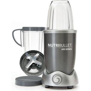 BLENDER NUTRIBULLET Blender 600W - Gris
