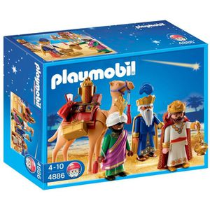 UNIVERS MINIATURE PLAYMOBIL 4886 Rois Mages