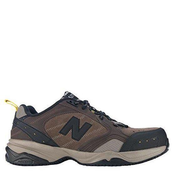 New Balance Chaussures de sécurité pour hommes en acier inoxydable ...