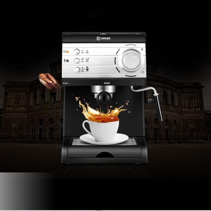 Moulin à café électrique, contrôle automatique de la température, moulin à café et autres moulins à lame en acier inoxydable