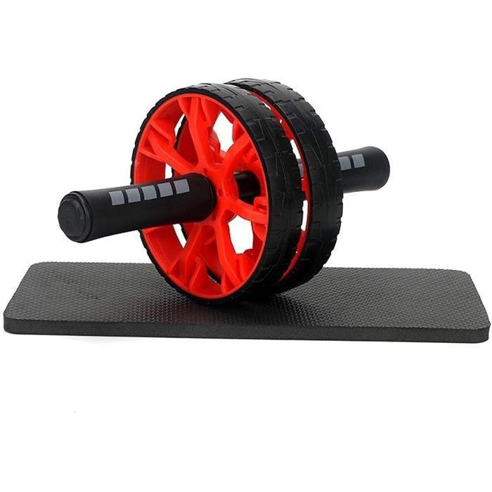 APPAREIL ABDO Roue Abdominale Fitness,Abdominaux Machine Abdos Appareil Musculation Abdominaux Mat&eacuteriel De Sport &Agrave410