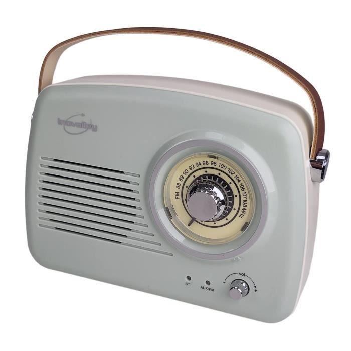RADIO FM VINTAGE BLUETOOTH