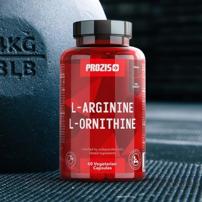 PROZIS - L-Arginine L-Ornithine 500 mg 60 caps