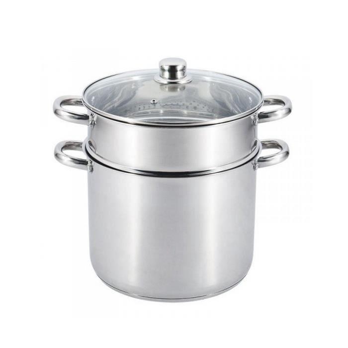 Table&cook - couscoussier inox 28cm 15l - 014280